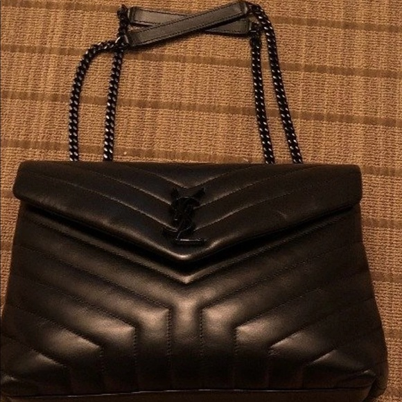 5dfcb3b4be2 Yves Saint Laurent Bags | Saint Laurent Loulou Medium Bag | Poshmark